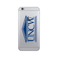 Centon University of North Carolina at Wilmington Clear Phone Case, Classic  iPhone 77S