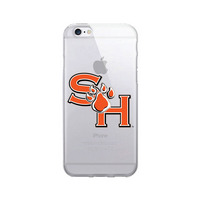 Centon Sam Houston State University Clear Phone Case , Classic V1  iPhone 78