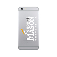 Centon George Mason University Clear Phone Case, Classic  iPhone 77S