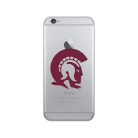 Centon University of Arkansas  Little Rock Clear Phone Case, Classic  iPhone 77S