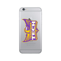 Centon Tennessee Technological University Clear Phone Case, Classic  iPhone 77S