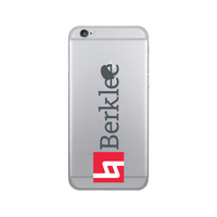 Centon Berklee College of Music V2 Clear Phone Case, Classic  iPhone 678 Plus
