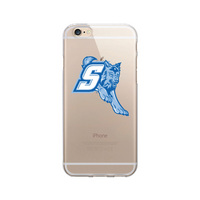 Centon Sonoma State University Clear Phone Case, Classic  iPhone 77S