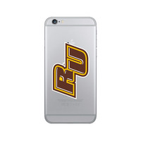 Centon Rowan University Clear Phone Case, Classic  iPhone 8766s