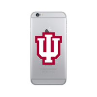 Centon Indiana University Clear Phone Case, Classic  iPhone 7 Plus