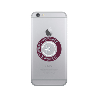 Centon Texas Southern University Clear Phone Case, Classic  iPhone 7 Plus