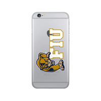 Centon Florida International University Clear Phone Case, Classic  iPhone 678 Plus