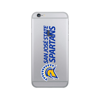 Centon San Jose State University Clear Phone Case, Classic  iPhone 77S