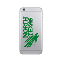 Centon University of North Texas Clear Phone Case, Classic  iPhone 8766s