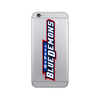 Centon Depaul University Clear Phone Case, Classic  iPhone 7 Plus