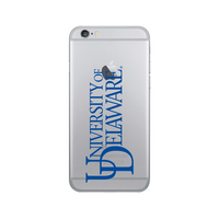 Centon University of Delaware Clear Phone Case, Classic V1  iPhone 7 Plus
