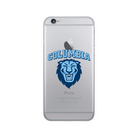 Centon Columbia University Clear Phone Case, Classic V1  iPhone 7 Plus