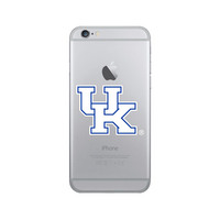 Centon University of Kentucky V2 Clear Phone Case, Classic V1  iPhone 678 Plus