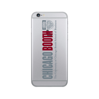 Centon University of Chicago at Gleacher Center V2 Clear Phone Case , Classic V1  iPhone 66S7