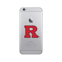Centon Rutgers University V2 Clear Phone Case, Classic V1  iPhone 8766s Plus