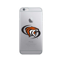 Centon University of the Pacific Clear Phone Case, Classic V1  iPhone 88766s