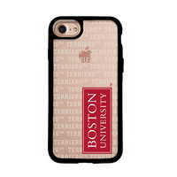 Centon Boston UniversityBlack Snap Shell Phone Case,Spirit V1 iPhone 78 Plus
