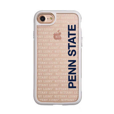 Centon Penn State UniversityWhite Snap Shell Phone Case,Spirit iPhone 78