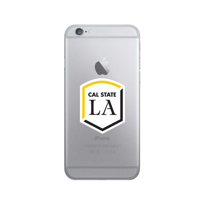 Centon California State University  Los Angeles V2 Clear Phone Case , Classic V1  iPhone 678 Plus