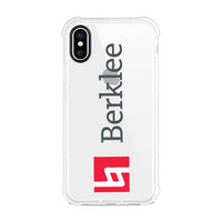 Centon Berklee College of Music V2 Clear Slim Rugged Edge Case, Classic V1  iPhone X