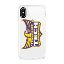 Centon Tennessee Technological University Clear Slim Rugged Edge Case, Classic V1  iPhone X
