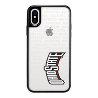 Centon Ohio State University V2 BlackFrost Snap Shell Phone Case, Spirit  iPhone X