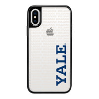 Centon Yale University BlackFrost Snap Shell Phone Case, Spirit  iPhone X