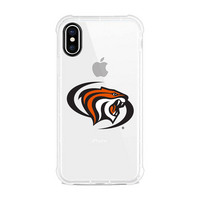 Centon University of the Pacific Clear Rugged Edge Phone Case, Classic V1  iPhone X
