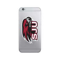Centon Saint Josephs University V2 Clear slim shell Phone Case, Classic V1  iPhone 8766s Plus Hybrid