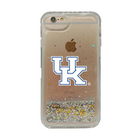 Clear Glitter Shell Phone Case, Classic V1  iPhone 78 Plus