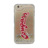 Clear Glitter Shell Phone Case, Classic V1  iPhone 78