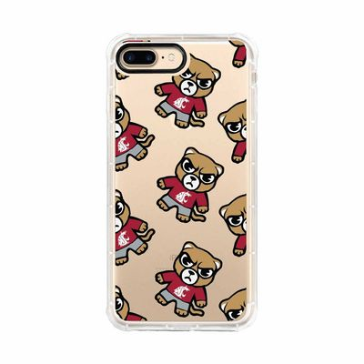 Tokyodachi Clear Tough Edge Phone Case, Mascot V2  iPhone 78 Plus