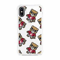 Tokyodachi Clear Tough Edge Phone Case, Mascot V2  iPhone XS Max