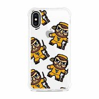 Tokyodachi Clear Tough Edge Phone Case, Mascot V2  iPhone X
