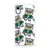 Tokyodachi Clear Tough Edge Phone Case, Mascot V2  iPhone XR