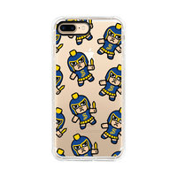 (Tokyodachi) Clear Tough Edge Phone Case, Mascot V2  iPhone 78
