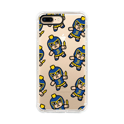 (Tokyodachi) Clear Tough Edge Phone Case, Mascot V2  iPhone 78 Plus