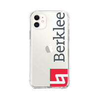 Clear Tough Edge Phone Case, Cropped V1  iPhone 11