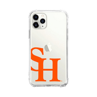 V2 Clear Tough Edge Phone Case, Cropped V1  iPhone 11 Pro Max