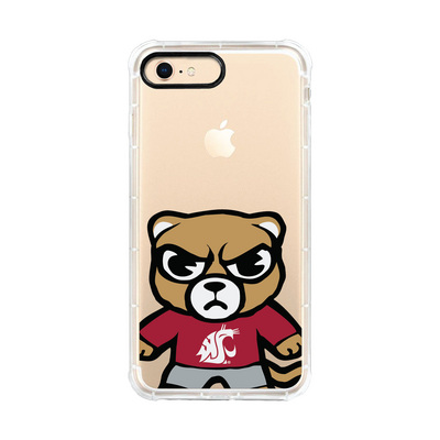 (Tokyodachi) Clear Tough Edge Phone Case, Cropped V1  iPhone 78