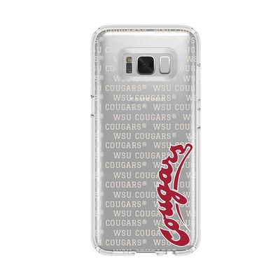 Clear Phone Case, Spirit V1  Galaxy S8