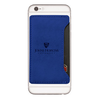 LXG Cellphone Card Holder, Blue