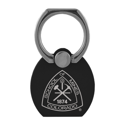 Colorado School Of Mines Bookstore Cell Phone Tech Ring