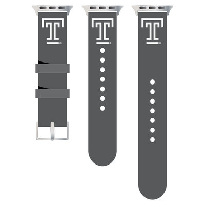 Silicone Apple compatible watch band from LXG, Inc. in 3840 mm and 4244 mm.