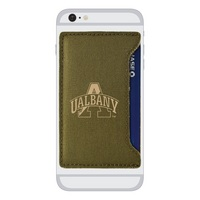 Olive Cell Phone Wallet
