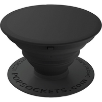 PopSocket 101000 PopGrip   Black