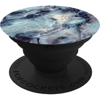 PopSockets Marble popgrip, Blue