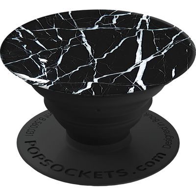 PopSocket 101251 PopGrip Black Marble