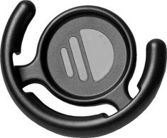 PopSockets Mount, Black, 1.5in