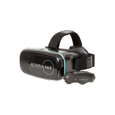 Emerge ReTrak UtopVR Headset  Blth Remote